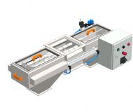 Séparateur magnétique bilatéral MSV PO EKO