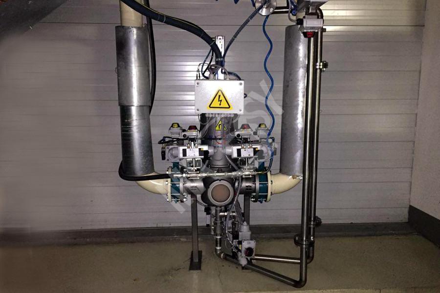 Séparateur magnétique à débit MF FAC