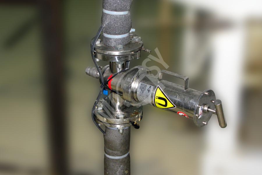 Séparateur magnétique à débit MF