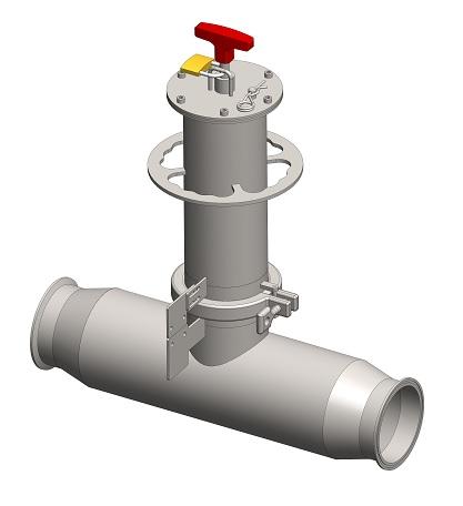 Séparateur magnétique à débit MF – Spécial