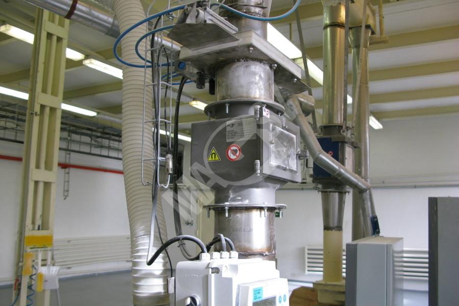Séparateur magnétique avec grilles coulissantes MSV