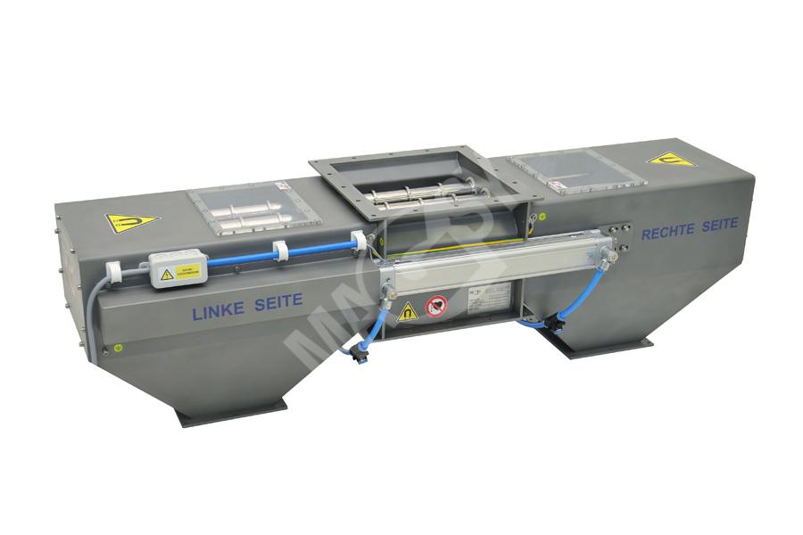 Séparateur magnétique bilatéral