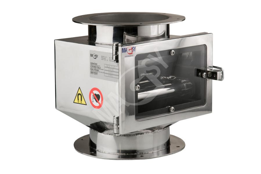 Séparateur magnétique avec grilles coulissantes MSV – Classic